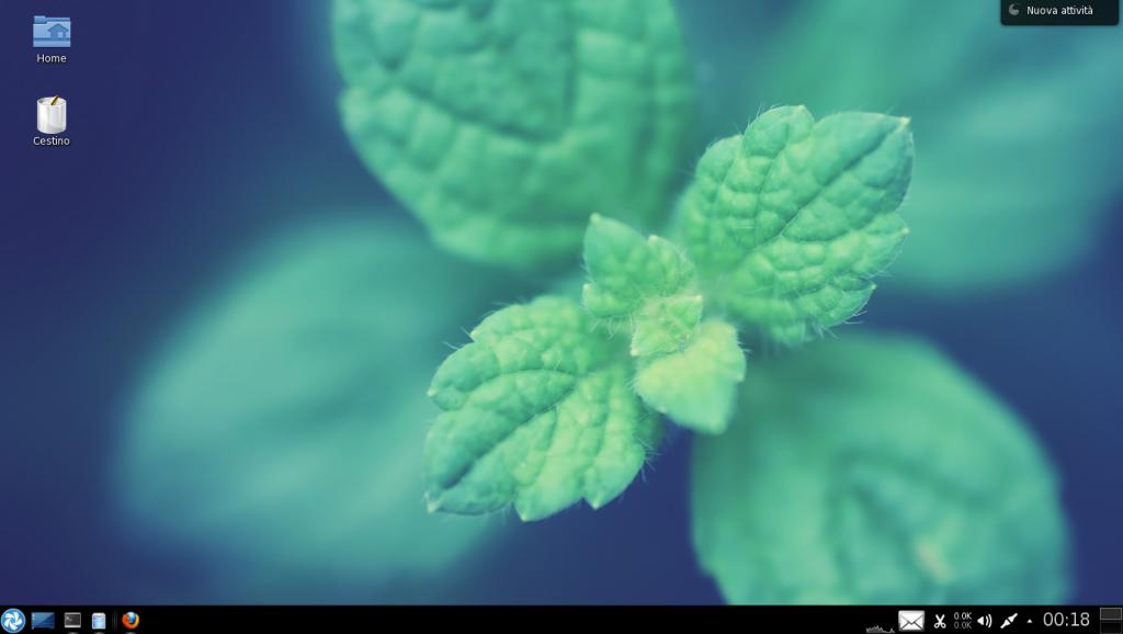 Chakra - KDE
