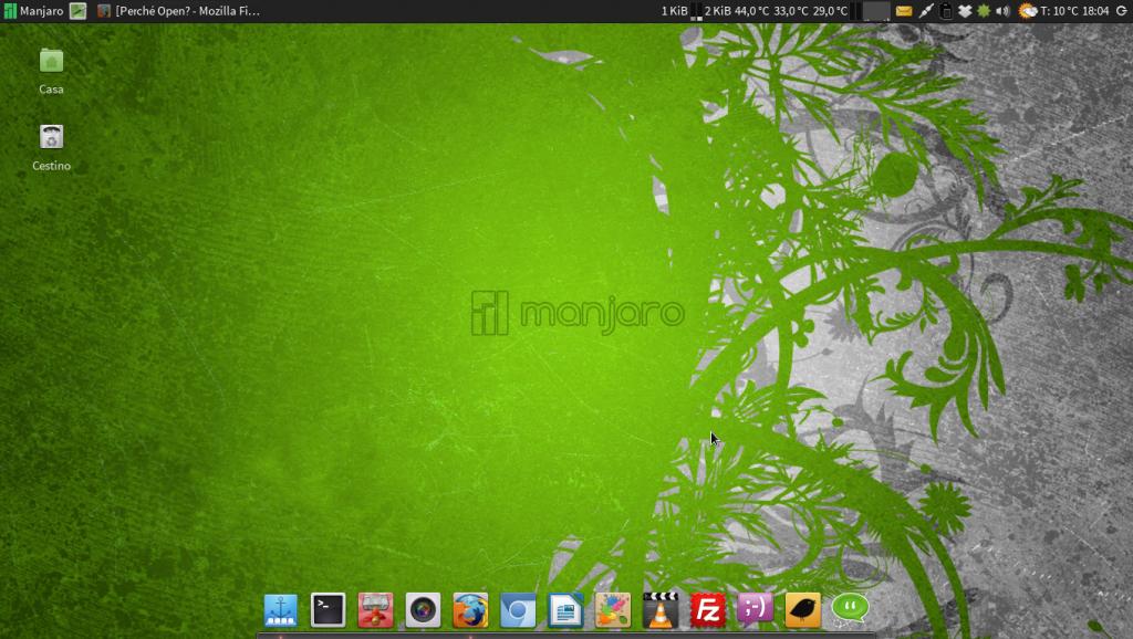 Manjaro Linux - XFCE